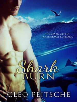 cover image of Shark Burn