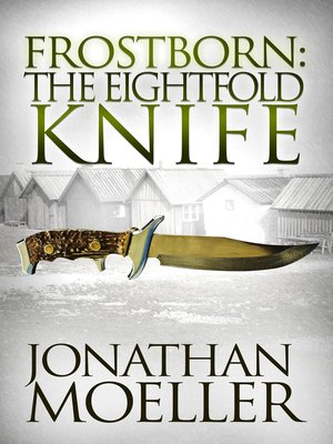 cover image of The Eightfold Knife (Frostborn #2): Frostborn, no. 2