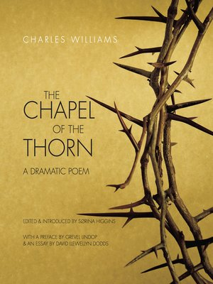 cover image of The Chapel of the Thorn