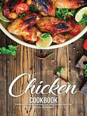 cover image of Chicken Cookbook