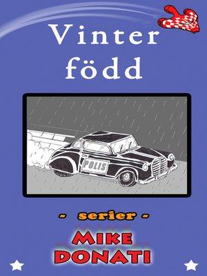 cover image of Vinter född