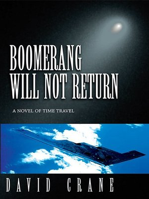 cover image of Boomerang Will Not Return