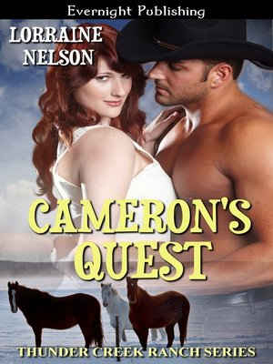 cover image of Cameron's Quest