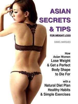 cover image of Asian Secrets and Tips for Weight Loss