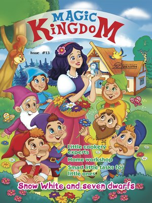 cover image of Magic Kingdom. Snow White and Seven Dwarfs