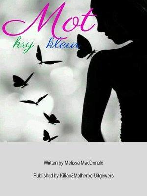 cover image of Mot kry kleur