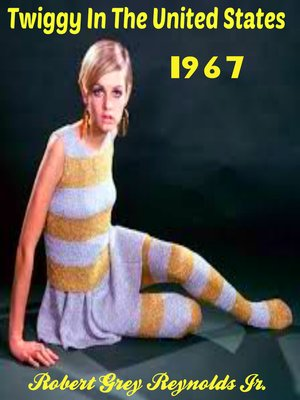 cover image of Twiggy In the United States 1967
