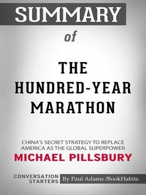 cover image of Summary of the Hundred-Year Marathon
