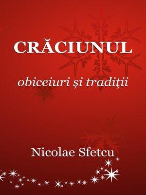 cover image of Crăciunul