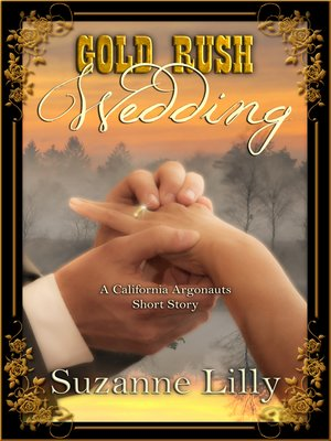 cover image of Gold Rush Wedding