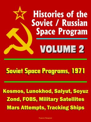 cover image of Histories of the Soviet / Russian Space Program