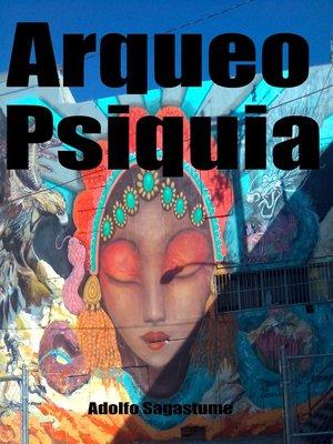 cover image of Arqueopsíquia