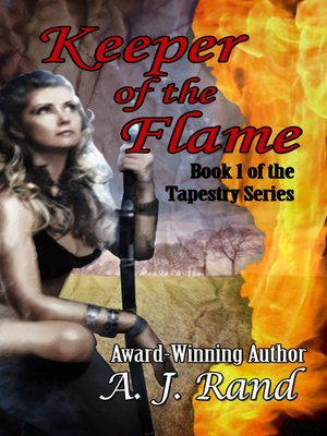 cover image of Keeper of the Flame (Book 1 of the Tapestry Series)