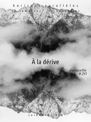 cover image of À la dérive