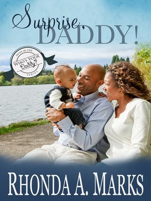 cover image of Surprise, Daddy!