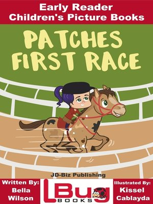cover image of Patches First Race