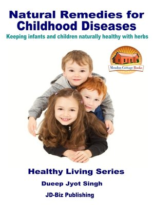 cover image of Natural Remedies for Childhood Diseases