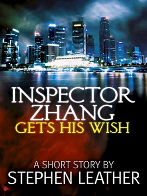 cover image of Inspector Zhang Gets His Wish (A Free Short Story)