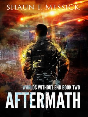 cover image of Aftermath (Book 2): Worlds Without End, no. 2