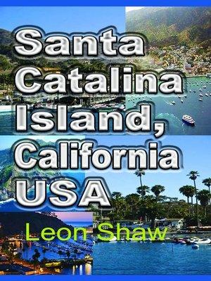 cover image of Santa Catalina Island, California USA