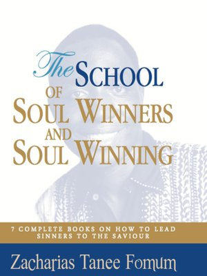 cover image of The School of Soul Winners and Soul Winning