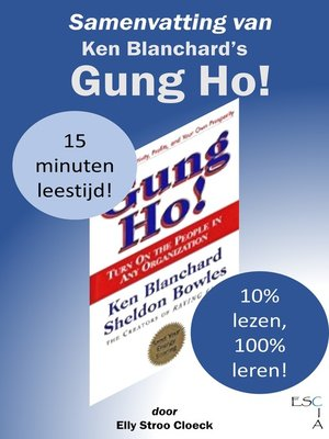 cover image of Samenvatting van Ken Blanchard's Gung Ho!