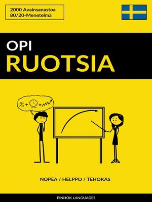cover image of Opi Ruotsia