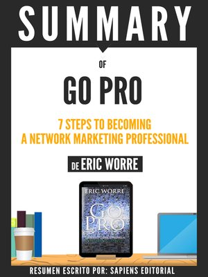 cover image of GO PRO