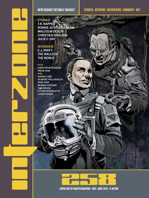 cover image of Interzone #258 (May--Jun 2015)