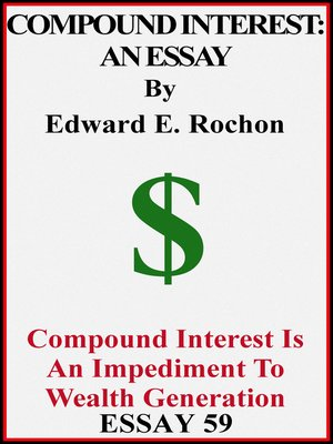 cover image of Compound Interest