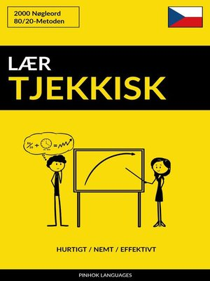cover image of Lær Tjekkisk