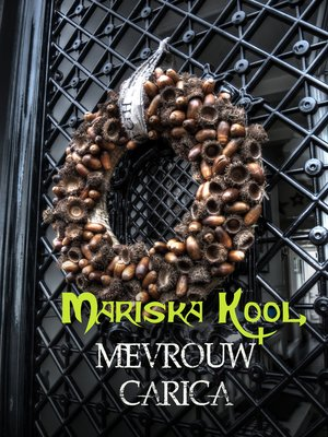 cover image of Mevrouw Carica