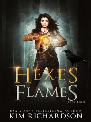 cover image of Hexes & Flames
