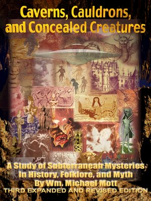 cover image of Caverns, Cauldrons, and Concealed Creatures