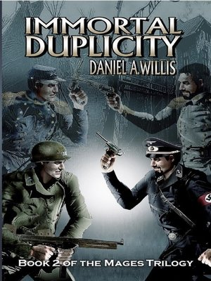 cover image of Immortal Duplicity