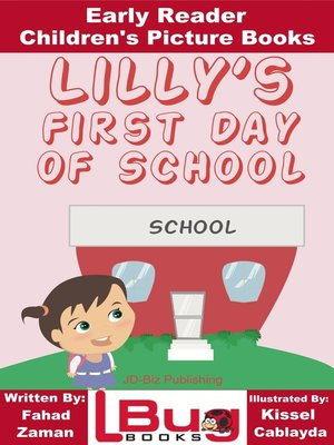 cover image of Lilly's First Day of School