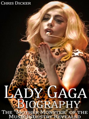 cover image of Lady Gaga Biography