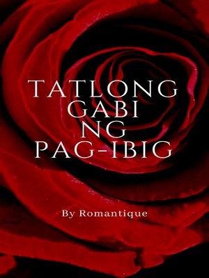 cover image of Tatlong Gabi ng Pag-ibig
