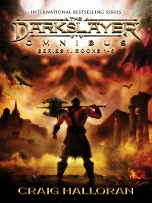 cover image of The Darkslayer Omnibus (Series 1, Boxed Set, Books 1 thru 6)