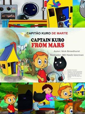 cover image of Capitão Kuro De Marte
