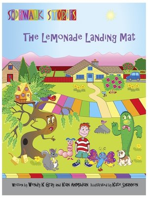 cover image of Sidewalk Stories the Lemonade Landing Mat