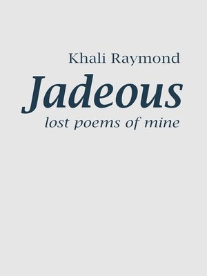 cover image of Jadeous