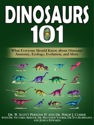 cover image of Dinosaurs 101