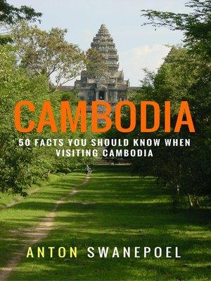 cover image of Cambodia