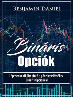 cover image of Bináris Opciók