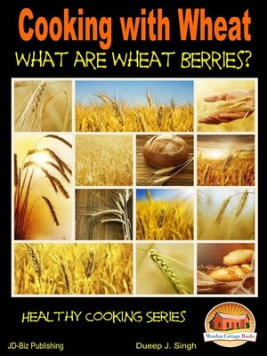 cover image of Cooking with Wheat