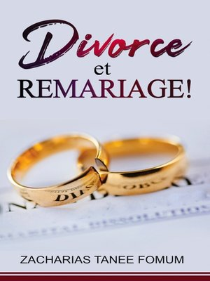 cover image of Divorce et Remariage!
