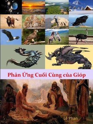 cover image of Phản Ứng Cuối Cùng của Gióp