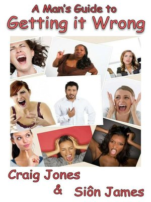 cover image of A Man's Guide to Getting it Wrong