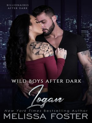 cover image of Wild Boys After Dark